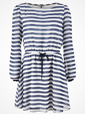 Hilfiger Denim Thdw Bishop Sleeve Bn Dress Ls