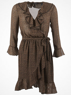 Maison Scotch 3/4 SLEEVE RUFFLE DRESS
