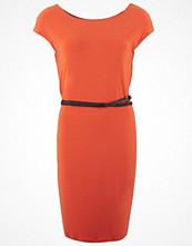 Lauren Ralph Lauren Januth - Short Sleeve Scoopneck Sunset Orange