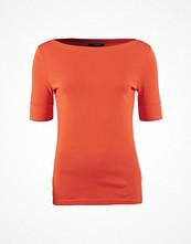 Lauren Ralph Lauren Benny - Elbow Sleeve Top Sunset Orange