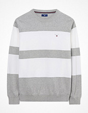 Gant O1. S.Cotton  Block Crew
