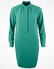 Lauren Ralph Lauren Jenalnio - Ls Splitneck Dress Tropic Turquoise