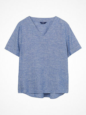 Gant O3. Linen Chambray Top