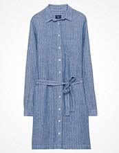 Gant O3. Striped Linen Shirt Dress