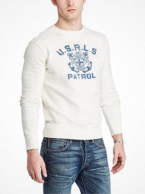 Tröjor & cardigans - Ralph Lauren Cotton-Blend-Fleece Sweatshirt NEVIS