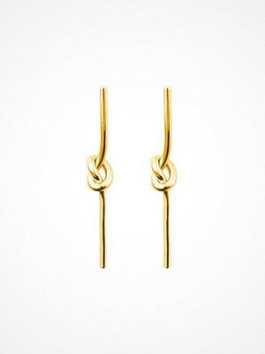 Smycken - SOPHIE By SOPHIE Knot Stick Earrings