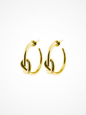 Smycken - SOPHIE By SOPHIE Knot Hoops