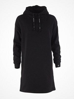 Maison Scotch hooded oversized sweat dress