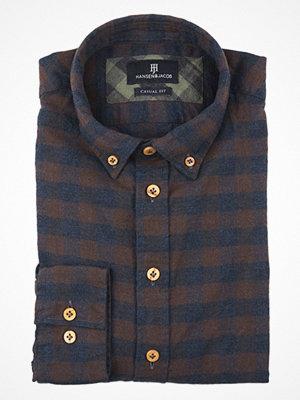 Skjortor - Hansen & Jacob Muskot Check Shirt