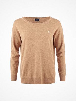 Ralph Lauren Womenswear Long Sleeve SWEATER CAMEL