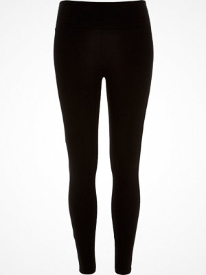 Leggings & tights - River Island Black high waisted leggings