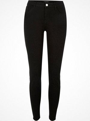 River Island Black Amelie super skinny jeans