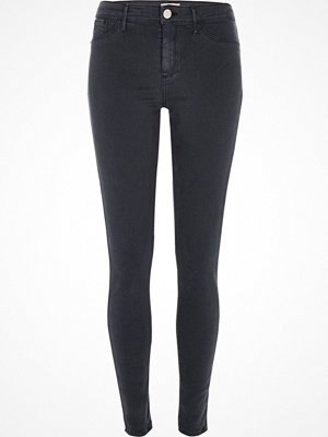 River Island Blue grey Molly jeggings