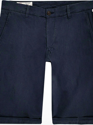 Shorts & kortbyxor - Franklin and Marshall Blue skinny shorts