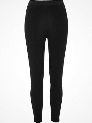 River Island Black jersey leggings