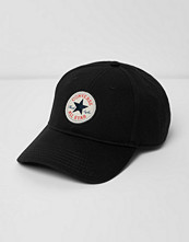 Mössor - River Island Black Converse jersey baseball cap