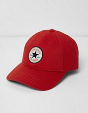 Mössor - River Island Red Converse jersey baseball cap