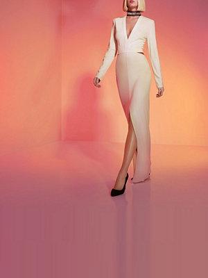 River Island River Island Womens Cream RI Studio embellished choker maxi dress