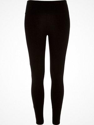 Leggings & tights - River Island Black high waisted leggings