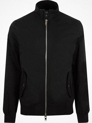 River Island Black harrington jacket