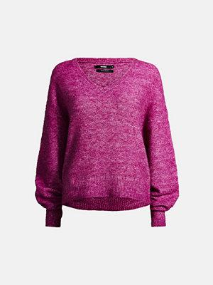 Bik Bok Ingrid stickad tröja - Rosa