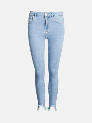 Bik Bok Higher Bite jeans - Blå