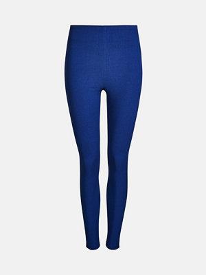 Leggings & tights - Bik Bok Candice leggings - Blå