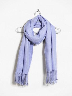 Halsdukar & scarves - Bik Bok Moon halsduk - Melerad blå