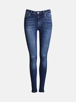 Bik Bok Higher Crystal jeans - Blå