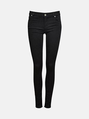 Bik Bok Groupie Flex jeans - Svart
