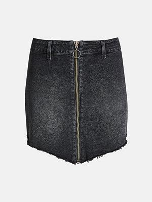 Bik Bok Billy kjol - Mörkgrå