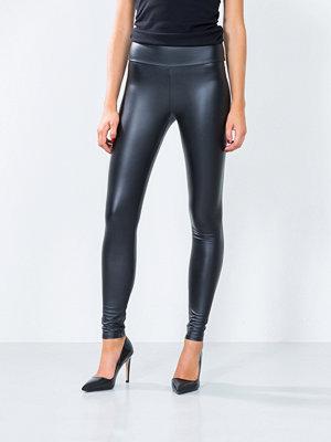 Leggings & tights - Bik Bok Ellen leggings - Svart