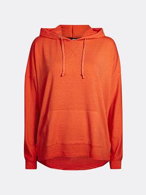 Street & luvtröjor - Bik Bok Christine sweater - Mörkröd