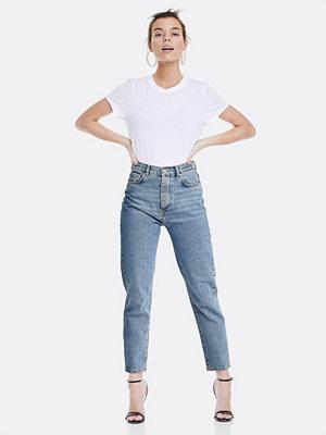 Bik Bok Mom Stone jeans - Blå