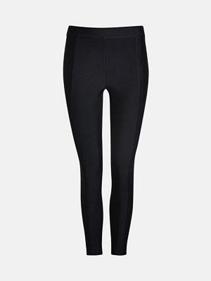 Leggings & tights - Bik Bok Sandy leggings - Svart