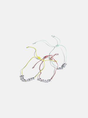 Bik Bok armband Hello bracelets - Multi