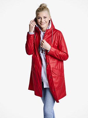Regnkläder - Bik Bok Yr raincoat - Röd