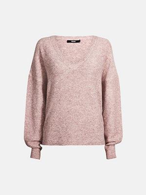 Bik Bok Sonia stickad tröja - Ljusrosa