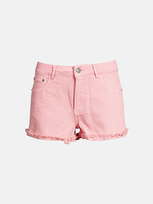 Shorts & kortbyxor - Bik Bok Malibu shorts - Rosa