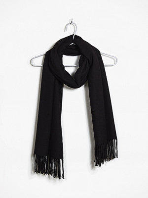 Halsdukar & scarves - Bik Bok Maysi halsduk - Svart