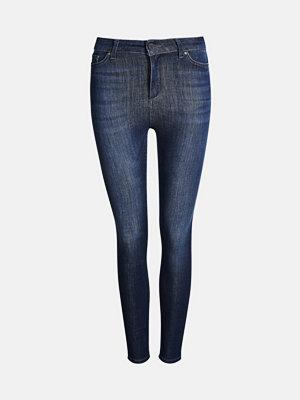 Bik Bok SprayOn Night jeans - Blå