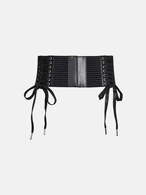 Bälten & skärp - Bik Bok Base bälte - Svart