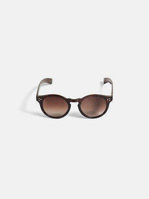 Solglasögon - Bik Bok Ariel sunglasses - Brun