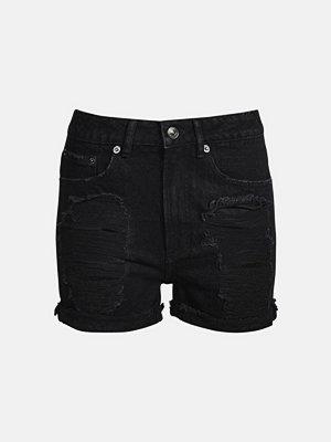 Shorts & kortbyxor - Bik Bok San Diego shorts - Svart