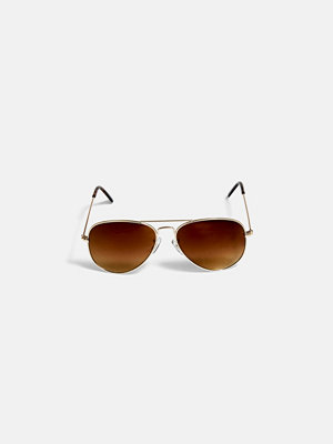 Solglasögon - Bik Bok Pilot sunglasses - Gul