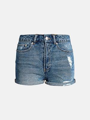 Shorts & kortbyxor - Bik Bok San Diego shorts - Blå
