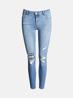 Bik Bok Icon SF QT Ankle jeans - Blå