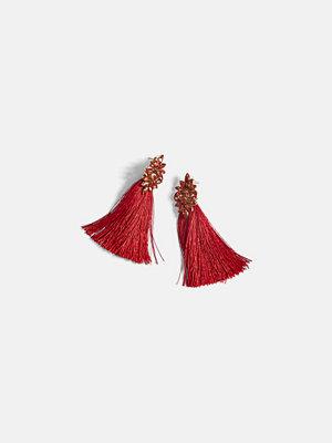Bik Bok örhängen Blair earrings - Röd