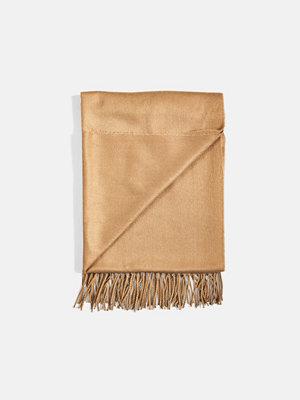 Halsdukar & scarves - Bik Bok Moon halsduk - Ljusbrun