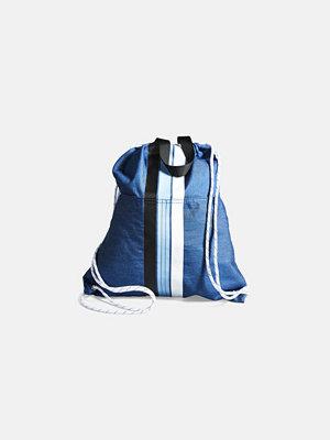 Bik Bok Cheapy bag - Mellanblå ryggsäck